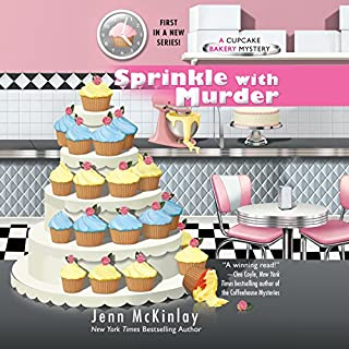 Sprinkle with Murder     Cupcake Bakery Mystery, Book 1              By:                                                                                                                                 Jenn McKinlay                               Narrated by:                                                                                                                                 Susan Boyce                      Length: 6 hrs and 24 mins     387 ratings     Overall 4.3