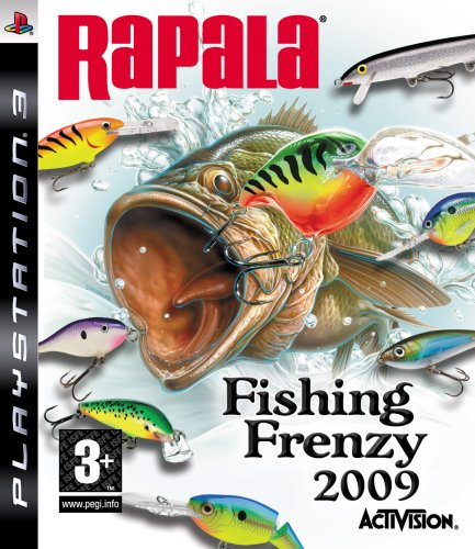 Rapala's Fishing Frenzy (Playstation 3) [Edizione: Regno Unito]
