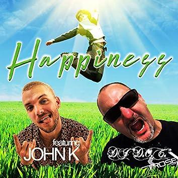 Happiness (feat. John K)
