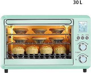 BTSSA Horno Electrico,900W De Potencia,Ideal para Pizzas Y Pan,Tiempo hasta 60 Mins,25 Menús Preestablecidos,Fermentación A Baja Temperatura,30L