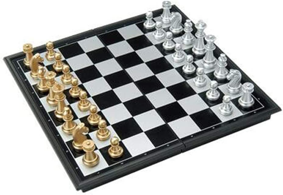 Special price QIFFIY Chess Colorado Springs Mall Set Plastic Ches Game Medieval with