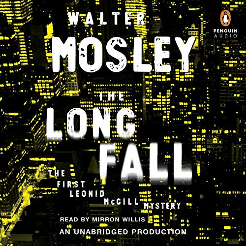 The Long Fall Audiobook By Walter Mosley cover art