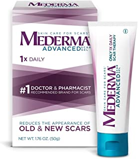 mederma advanced scar cream