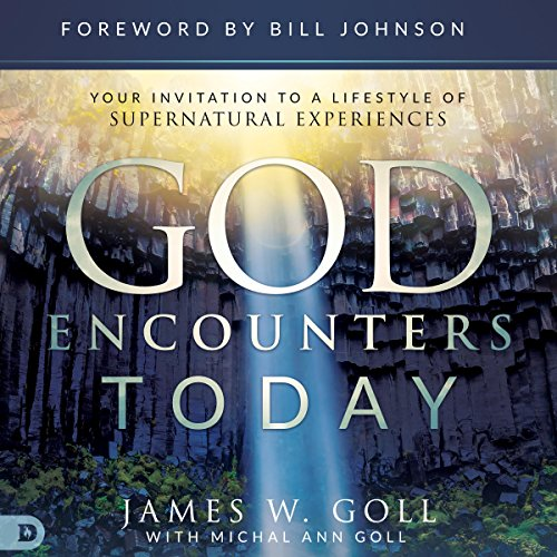 God Encounters Today audiobook cover art