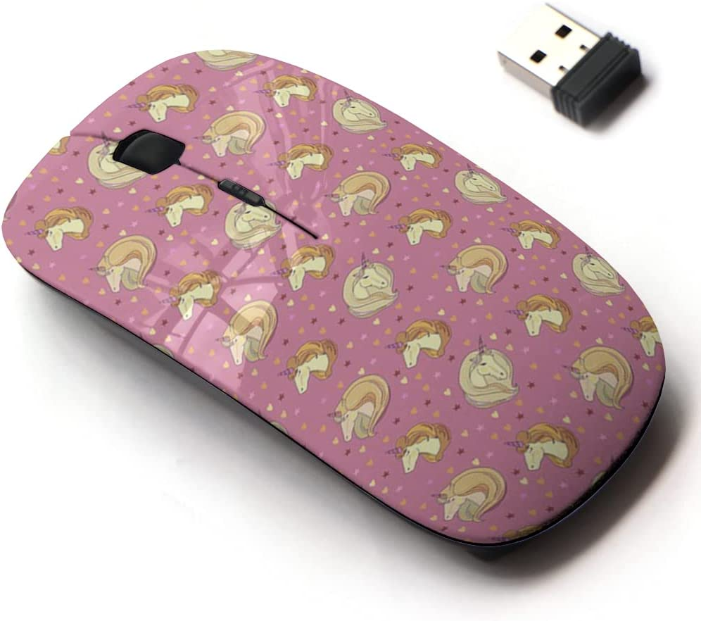 price 2.4G Ranking TOP15 Wireless Mouse with Cute Pattern Design and for All Laptops