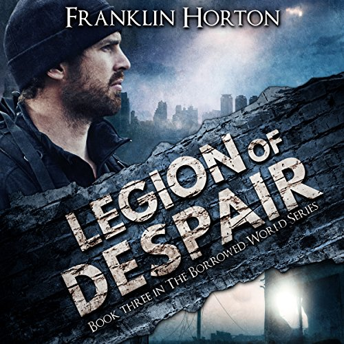 Legion of Despair audiobook cover art