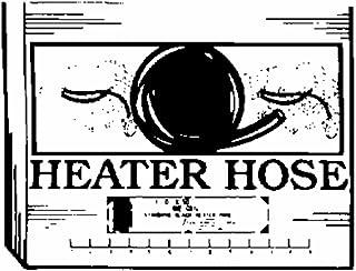 HBD 1827 La manguera del calefactor