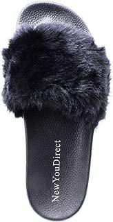 Best velvet slide sandals Reviews