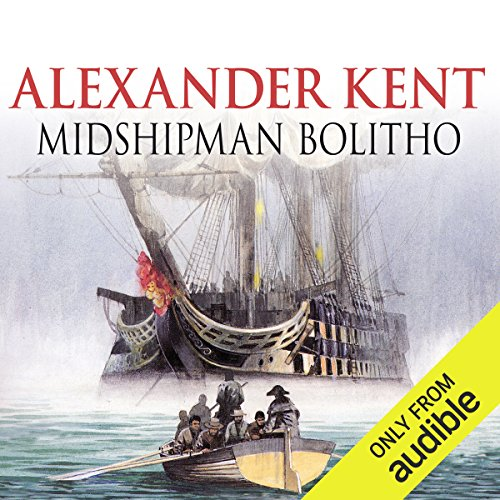 Midshipman Bolitho cover art