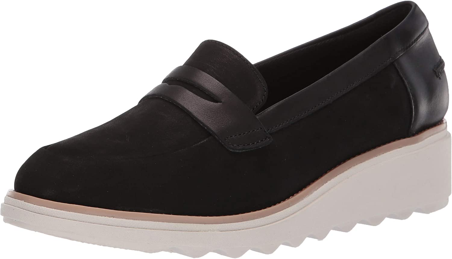 Clarks Womens Sharon Ranch Loafer
