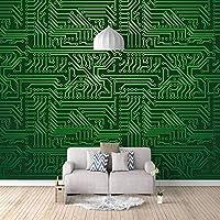 QHZSFF 壁画壁紙 モダンなスタイル 3D 写真の壁紙寝室の壁の家の装飾現代のクリエイティブリビングルームの子供の部屋の壁壁画 200 x 140cm