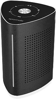 Promate - Cyclone - 36W Ultimate Bluetooth Wireless Surface Vibration Speaker Bass Boombox (Cyclone, Black)