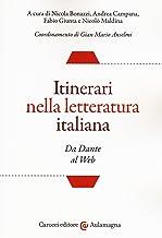 Scaricare Libri Itinerari nella letteratura italiana. Da Dante al web PDF