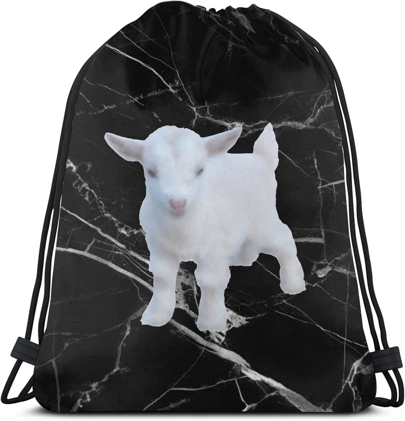 Lamb Drawstring Backpack 25% OFF trust String Bag Sackpack Gym Workout Bags fo