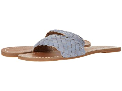 Splendid Maegan (Sky Blue Tumbled Leather/Cow Suede) Women