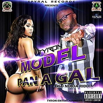 Model Pon a Gal