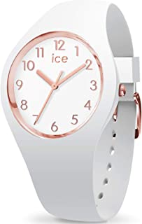 Ice watch ice-Glam Childrens Analog Japanese Quartz Watch with Silicone Bracelet IC015337