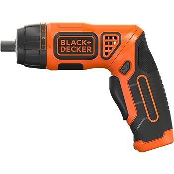 ブラックアンドデッカー 充電式 ドライバー 角度可変 LED PLR3602-JP