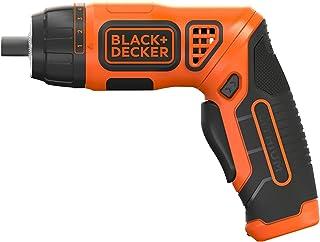 ブラックアンドデッカー LEDツイストドライバー オレンジ PLR3602-JP