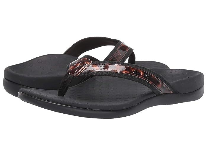 VIONIC  Tide Tortoise (Black) Womens Shoes