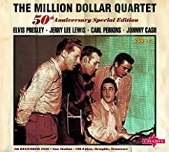 The Million Dollar Quartet: 50th Anniversary