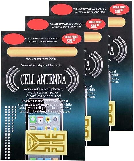 S-SNAIL-OO Adhesivo para Amplificador de Señal de Teléfono ...