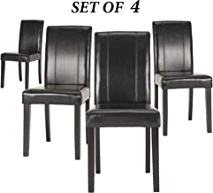 Best stylish wooden dining chairs Reviews