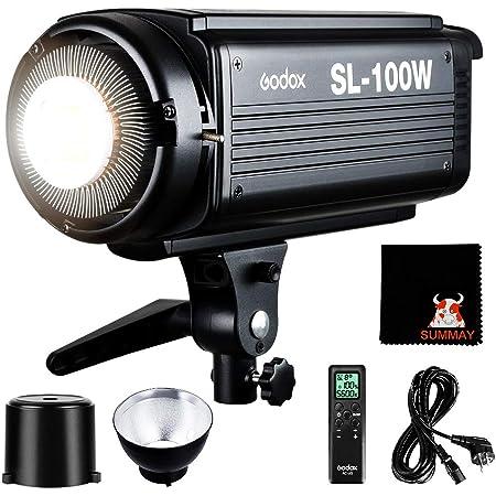 Godox Led Video Leuchte Sl 100w Led Dauerlicht 5600k Kamera