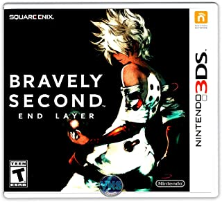 BRAVELY SECOND END LAYER (3DS NTSC)