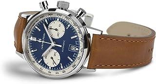 Hamilton - American Classic H38416541 - Reloj automático con cronógrafo panda, para hombre