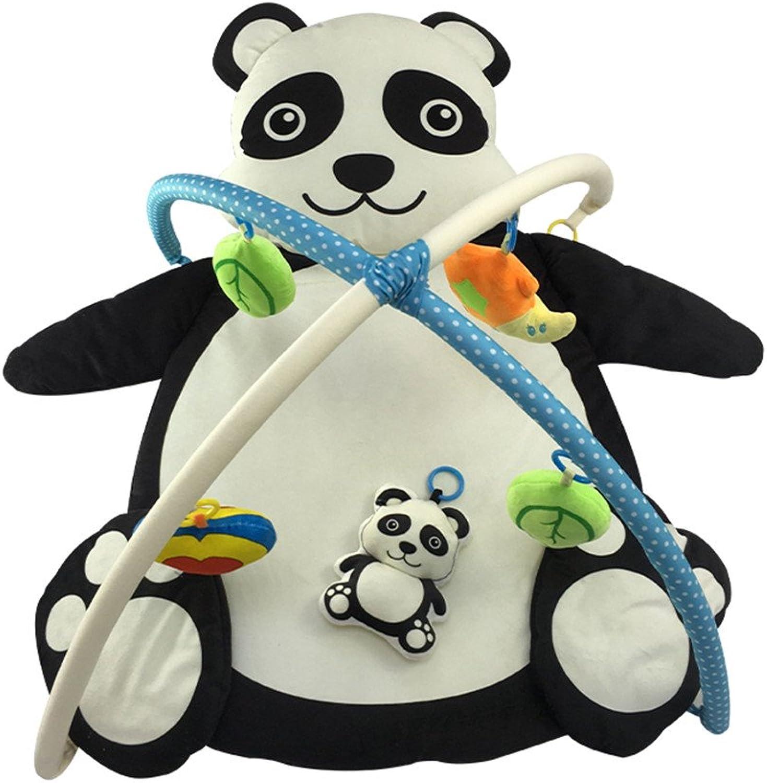 Mejor precio CBJ Panda, Tigre Saco de Dormir Dormir Dormir Baby Gym.2 en 1 Baby Jugar Mat Panda, Tigre Lay & Jugar Gym Fitness Fitness Mat con 5 Juguetes, música  ahorra 50% -75% de descuento