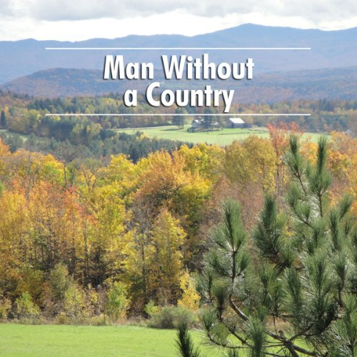 The Man Without a Country audiobook cover art