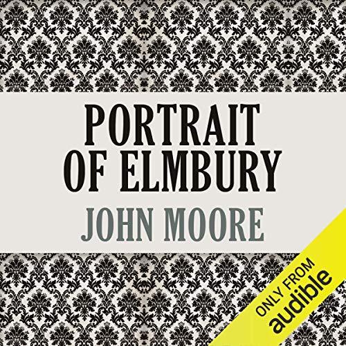 Portrait of Elmbury audiobook cover art