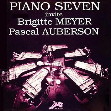 Piano Seven invite Brigitte Meyer et Pascal Auberson (Evasion 1991)