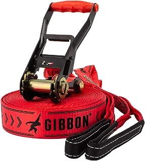 [ ギボン ] Gibbon スラックライン クラシックライン X13 ツリープロセット CLASSICE LINE X13 TREE PRO SET スポーツ アウトドア 安全性 [並行輸入品]