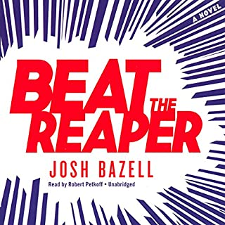 Beat the Reaper audiobook cover art