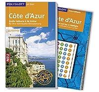 Stueben, B: POLYGLOTT on tour Reisefuehrer Côte d'Azur
