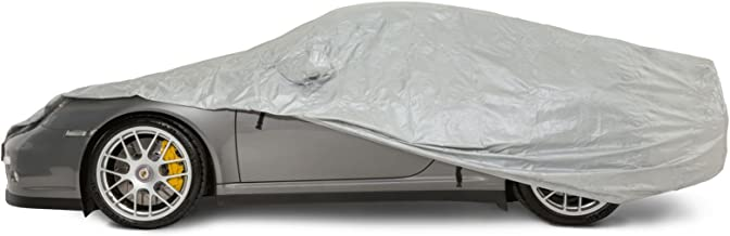 Cover Zone Voyager Water UV Resistant Tailored Automobile Cover Compatible with Porsche 996 997 911 Boxster 986 987 Cayman Vehicle
