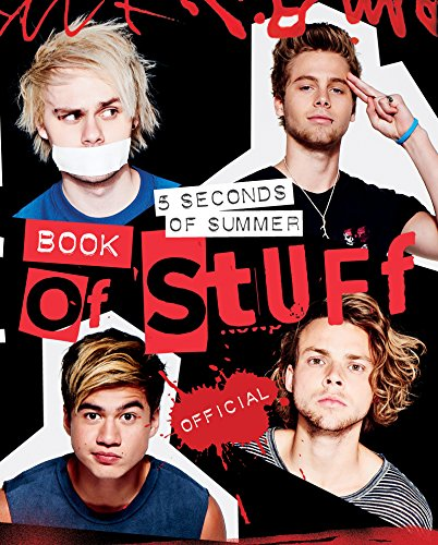 5 Seconds of Summer Book of Stuff (English Edition)