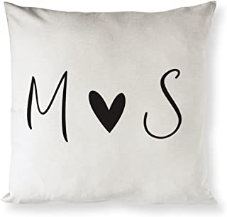 Amazon Com Monogrammed Pillows Home Kitchen