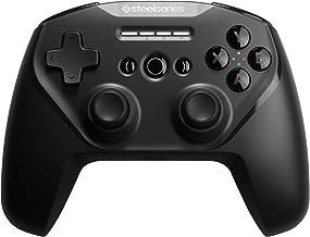 SteelSeries Stratus Duo - Mando de juego inalámbrico, Android, Windows, Oculus Go, Samsung Gear VR