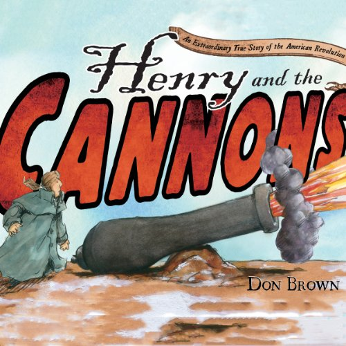 Henry and the Cannons audiobook cover art