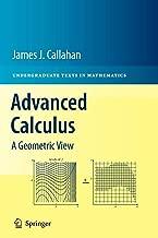 advanced calculus a geometric view