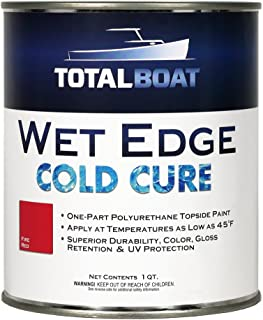 TotalBoat Wet Edge Cold Cure Marine Topside Paint