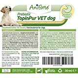 AniForte Prebiotic TopinPur Natürliches Darmregulativ 30 ml – Naturprodukt für Hunde - 2