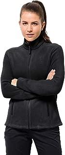 Jack Wolfskin Women's W Moonrise Midweight Fleece Jacket