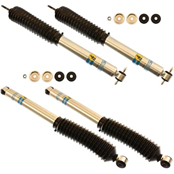 23169/_A Rough Country N3 Front Shock Absorber fits 1986-2004 Jeep Grand Cherokee XJ ZJ MJ 0.5-3 Lift Pair