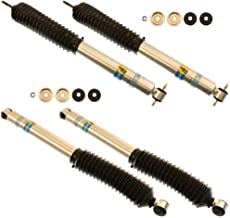 NEW BILSTEIN FRONT & REAR SHOCKS FOR 99-04 JEEP GRAND CHEROKEE WJ WITH A 1.5-2