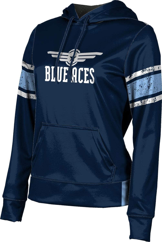 ProSphere Wichita East High School Girls' Pullover Hoodie, School Spirit Sweatshirt (End Zone)