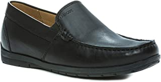 Geox U Siron W C, Men's Fashion Loafer Flats